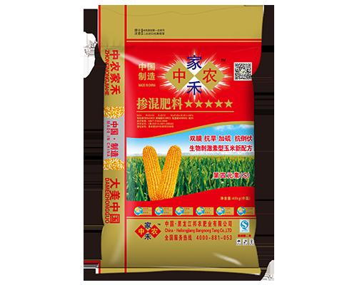 中农家禾26-10-12(40kg)玉米掺混肥